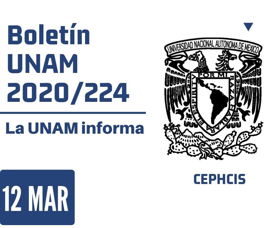 La UNAM Informa